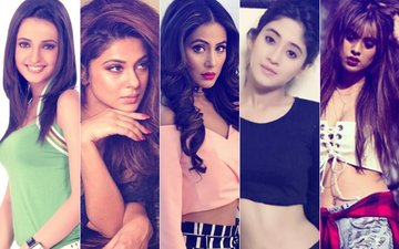 Sanaya Irani, Jennifer Winget, Hina Khan, Shivangi Joshi, Nia Sharma Are ASIA'S SEXIEST Women