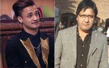 Bigg Boss 13: Asim Riaz's Father Appreciates Son's Way Of Handling Media; Calls Him 'Intelligent'