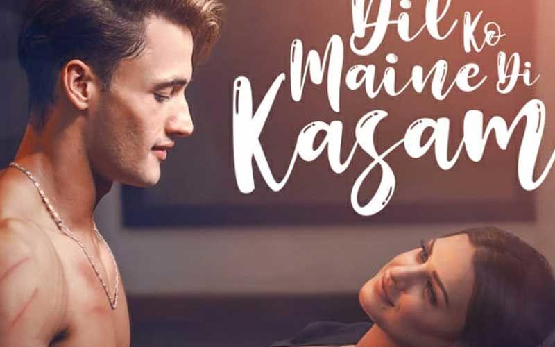 #DilKoMaineDiKasam Trends As Fans Can't Stop Going Ga-Ga Over Asim Riaz-Himanshi Khurana's New Romantic Poster