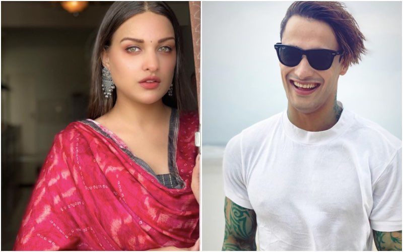 Bigg Boss 13 Lovers Himanshi Khurana And Asim Riaz Are Making Things Peppery HOT On Insta; Check Out Their Darling Pictures