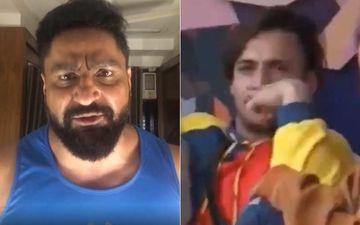 Bigg Boss 13: Asim Calls Shefali Jariwala's Husband 'Nalla'; Parag Threatens Him, 'Tu Bahar Mil' As Riaz Fans Trend #Nalla