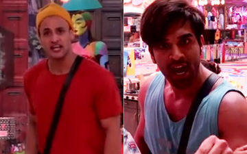 Bigg Boss 13: Asim Riaz And Paras Chhabra's Fight Takes An Ugly Turn; Riaz Says That The Latter Is Bald And Wears A Wig