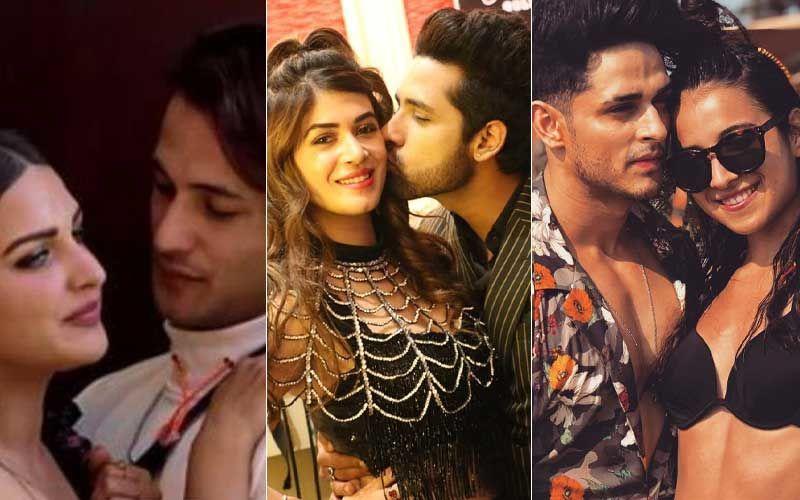 Bigg Boss 13: Contestants Who Broke Up With Their Partners For New Hook-Ups-Himanshi-Asim, Bandagi-Puneesh, Priyank-Benafsha