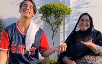 Bigg Boss 13's Asim Riaz's Million Dollar Picture With Mother Will Make Your Hearts Flutter