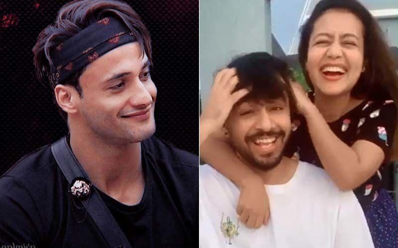 Bigg Boss 13's Asim Riaz Is All Hearts For Neha Kakkar's Adorable Khyaal Rakhya Kar Post For Her Brother Tony Kakkar- VIDEO
