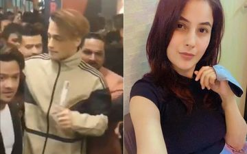 Asim Riaz Gets Mobbed By Fans In Kolkata, Bigg Boss 13 Contestant Is Grateful For Their Love; Shehnaaz Gill's Latest Pic Will Drive Away Your Monday Blues