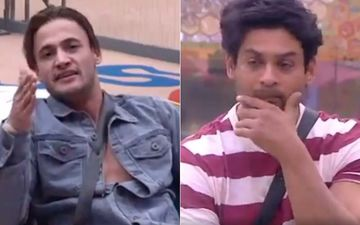 Bigg Boss 13: Asim Riaz Thrashes Sidharth Shukla For Abusing Him And His Family; Gives A Fiery Monologue-VIDEO