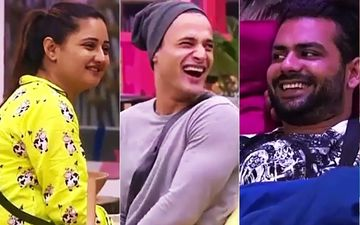 Bigg Boss 13: Asim-Rashami-Vishal Mock HMs Dressing And Dolling Up, 'Itna Tayyar Ho Kar Kahan Jaa Rahe Hain Yeh Log?'