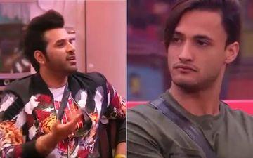 Bigg Boss 13: Paras Slammed By Rajat Sharma For Talking Trash About Shefali-Asim; 'Apne Hugs Bardaasht Hai, Baakiyon Ke Nahi?'