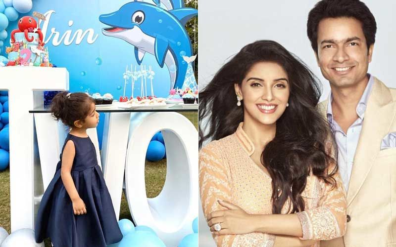 Asin Thottumkal's Daughter Turns 2: Actress Shares Pictures From Toddler's Marine Themed Birthday Bash