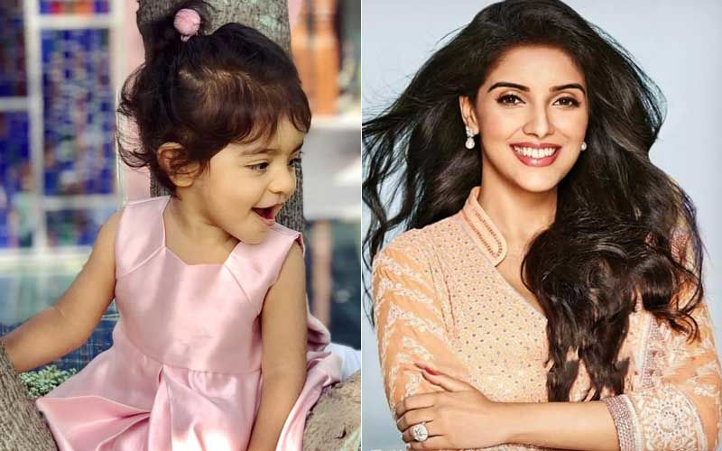 Asin Shares First Pictures Of Daughter Arin As She Turns One