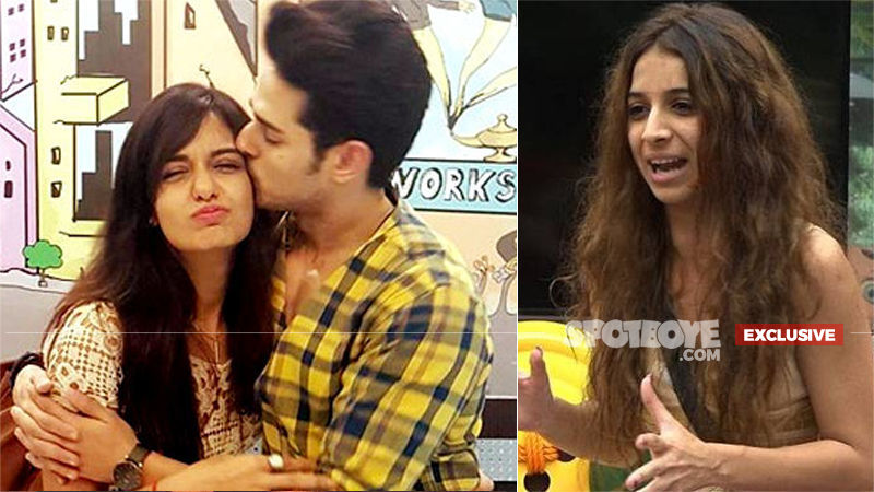 Priyank Sharma Tried To Kiss And Make Up With His Ex, Divya Agarwal. Benafsha Soonawalla Ruined His Plans