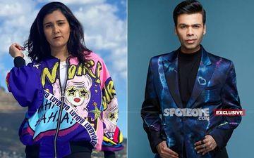 Khatron Ke Khiladi 11's Aastha Gill To Be Seen In Karan Johar's Controversial Reality Show Bigg Boss OTT?- EXCLUSIVE