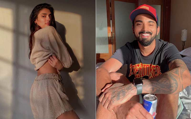 Athiya Shetty And KL Rahul Shoot Gorgeous Solo Pics In The Same Background, In The Romantic Golden Hour; What's Cooking, Good Lookings?