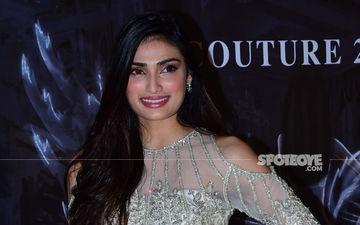 Athiya Shetty To Spend A Working Birthday Today