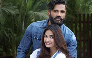 Athiya Shetty And Suniel Shetty's Twitter Banter Cannot Be Missed For All The Cute Reasons