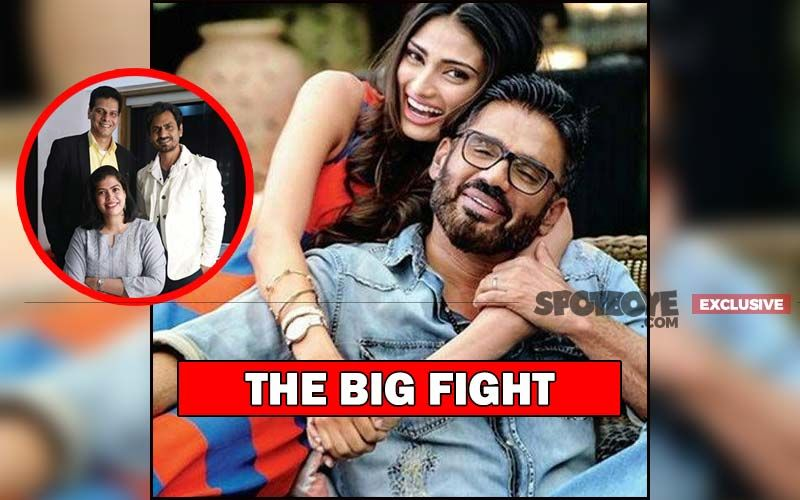 Athiya's Motichoor Chaknachoor Sacked Director Says, 'Bhatia Told Me 'F**k You Bit*h' In Front Of Suniel Shetty'; Producer Says, 'She Abused'- EXCLUSIVE