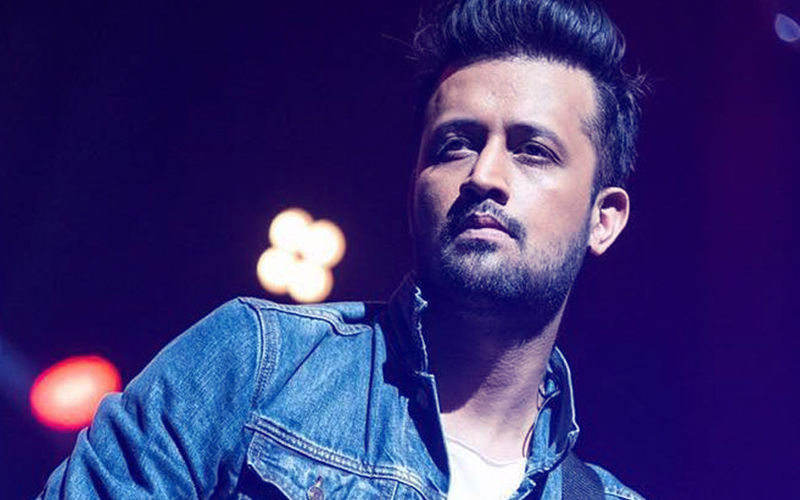 Atif Aslam Slammed By Pakistani Fans For Singing Indian Song At I-Day Parade In New York