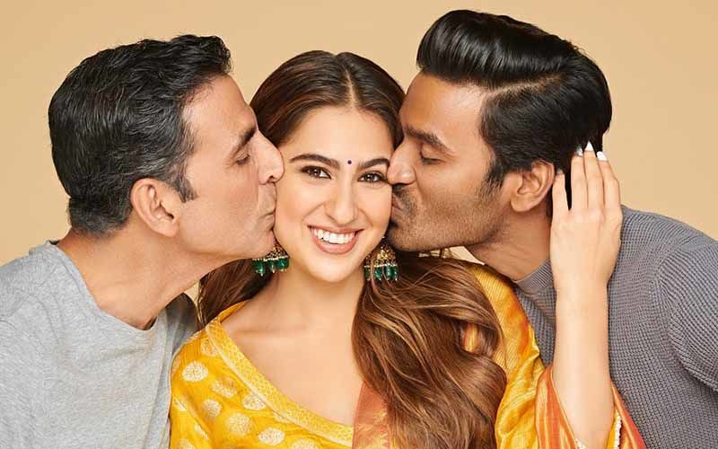 Atrangi Re To Have Double Dose Of Love; Akshay Kumar And Dhanush To Romance Sara Ali Khan But There's A Catch