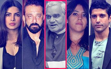 Atal Bihari Vajpayee Death: Priyanka Chopra, Sanjay Dutt, Ekta Kapoor, Farhan Akhtar Mourn Former PM's Demise