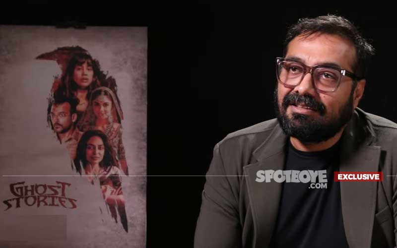 Ghost Stories: Anurag Kashyap On Giving A Kiss To Actors, 'You Give Me Good Shot, You Get A Pappi'