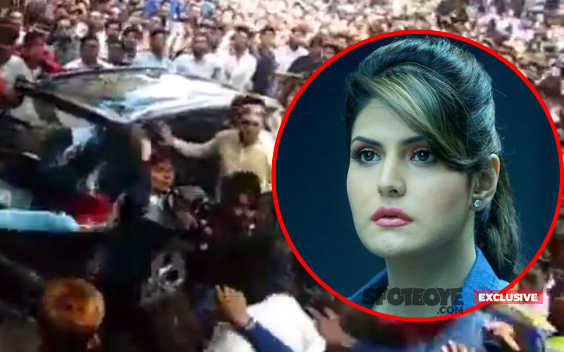 "Aurangabad Shame: Zareen Khan Reveals, ""Some As***les Tried To Touch Me Inappropriately"""