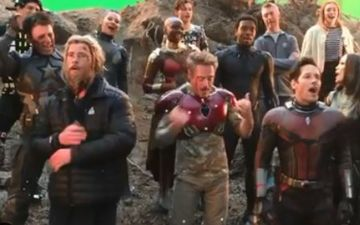 Avengers' Thor, Captain America, Iron Man And Ant-Man Crooning Dulhe Ka Sehra Suhana Lagta Hai Is Hilariously Epic; Watch VIRAL Video