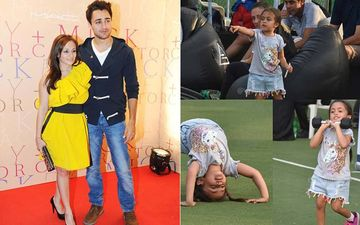 Imran Khan and Avantika Malik's Daughter Imara's Fitness Challenge Will Make You Go Wow