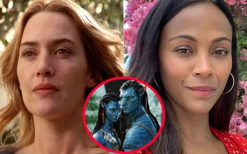 Avatar 2: Makers Release Kate Winslet And Zoe Saldana's Glimpse From Set Of Long-Awaited Sequel-PIC INSIDE