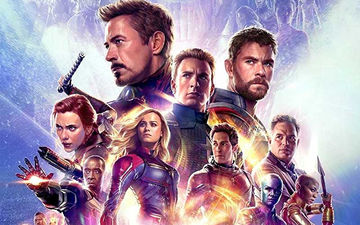 Avengers: Endgame Sells Over 2.5 Million Tickets In Advance Sales On BookMyShow