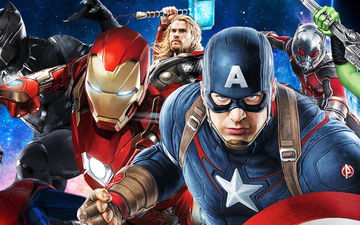 Marvel Brings The Ultimate Superhero Experience Avengers STATION Where Fans Can Lift Thor's Hammer Or Try On Iron Man Suit