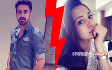 SHOCKING: Iss Pyar Ko Kya Naam Doon 2 Actors Avinash Sachdev & Shalmalee Desai's Marriage On The Rocks?