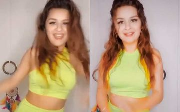 Avneet Kaur's Sizzling Home Video That Has The Internet Drooling During Quarantine; It's NEON HOT – Watch