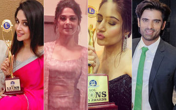 SOL Lions Gold Awards 2019, Winners List: Dipika Kakar, Jennifer Winget, Surbhi Chandna, Mohit Malik Win Big