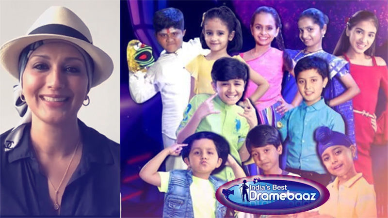 Sonali Bendre Says, 'I Will Be Back Soon'; Sends Wishes To India's Best Dramebaaz Final Contestants