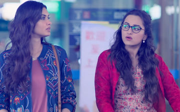 Happy Phirr Bhag Jayegi Title Track: Sonakshi Sinha Is On The Run In This Peppy Song