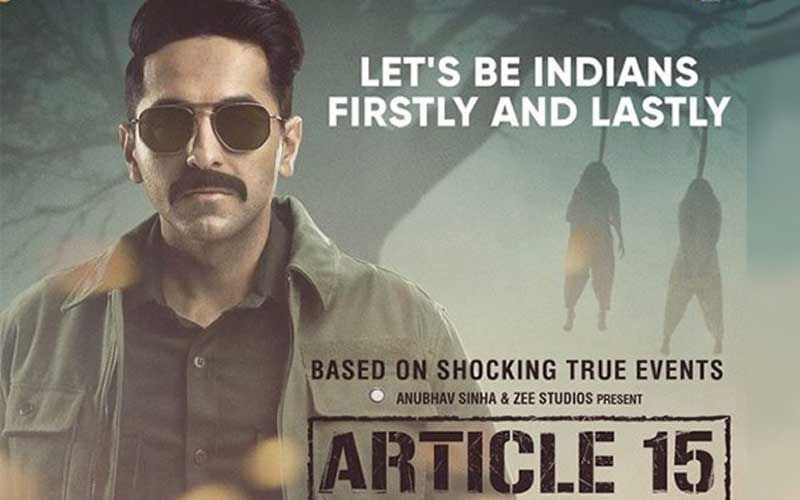Article 370 Revoked In Jammu And Kashmir: After Article 15, Filmmakers Rush To Book Titles 'Article 370' And Article '35A'
