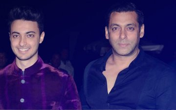 Salman Khan To Launch Brother-In-Law Aayush Sharma In Raat Baaki