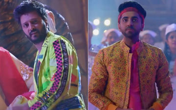 Dream Girl Dhagala Lagali Song: Gear Up For A HIT Marathi Item Song With Riteish Deshmukh And Ayushmann Khurrana