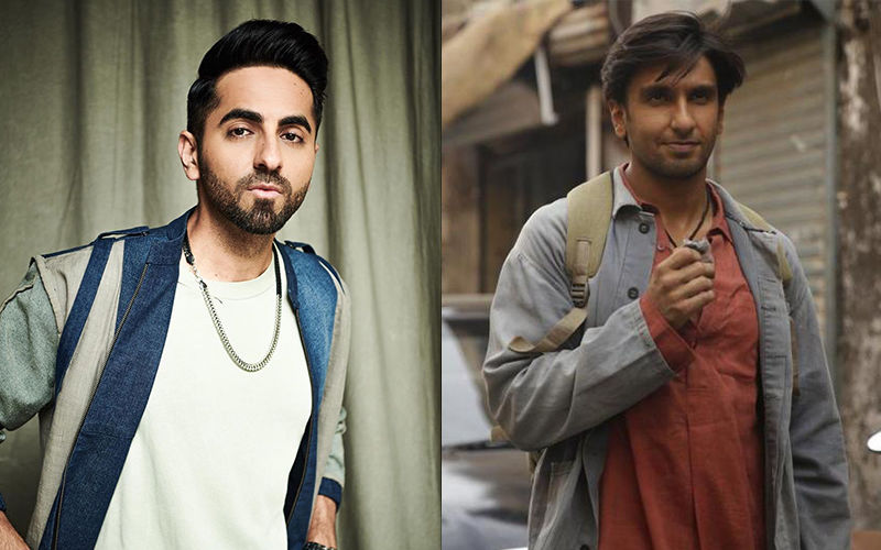 Gully Boy Might Be India's Oscar Bet But Ayushmann Khurrana Is Bringing The House Down With His Bhot Hard Rap