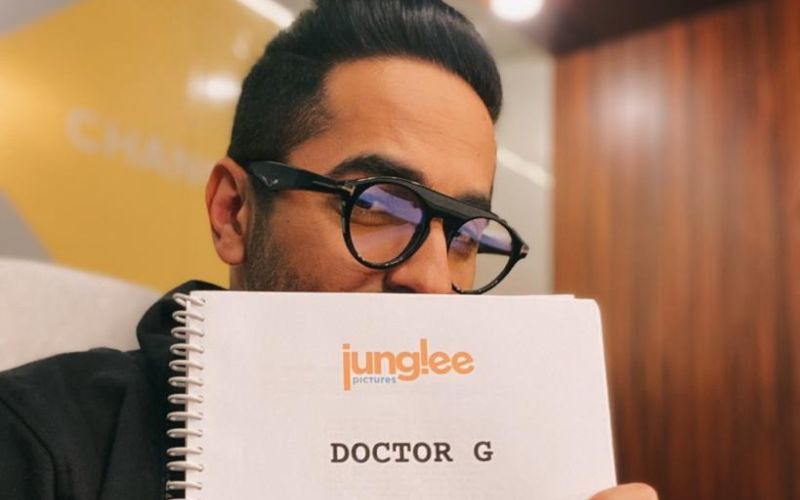 Doctor G: Ayushmann Khurrana To Step Into The Shoes Of A Medic For Upcoming Comedy-Drama; Deets Inside
