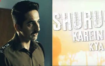 Article 15, Angry Rap Shuru Karein Kya Teaser:  Ayushmann Khurrana Echoes Nation's Outrage On Discrimination