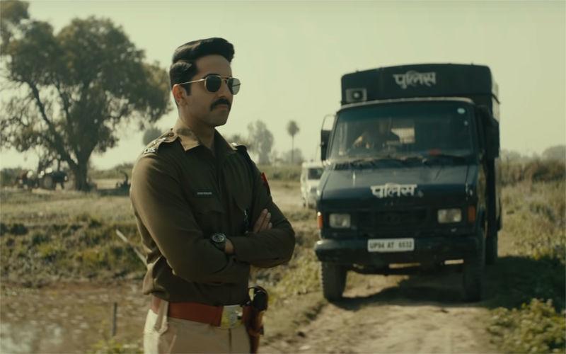 आयुष्मान खुराना की फिल्म 'आर्टिकल 15' का टीजर रिलीज