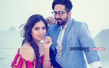 BEWARE! Bhumi Pednekar Will Punch Those Who've Labelled Co-Star Ayushmann Khurrana 'Unlucky'