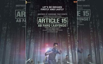 Ayushmann Khurrana's Article 15 Granted U/A Certificate: Film Passed With Five Cuts