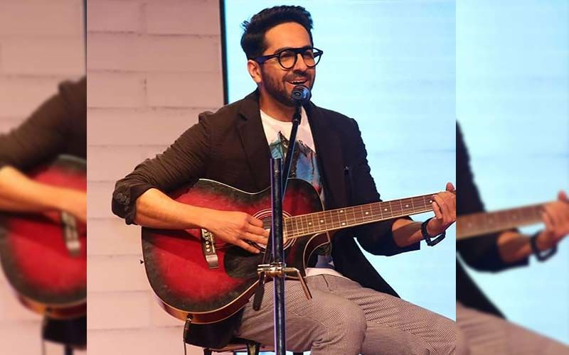 Ayushmann Khurrana's Medley Of His Songs On World Music Day Is Mesmerizing
