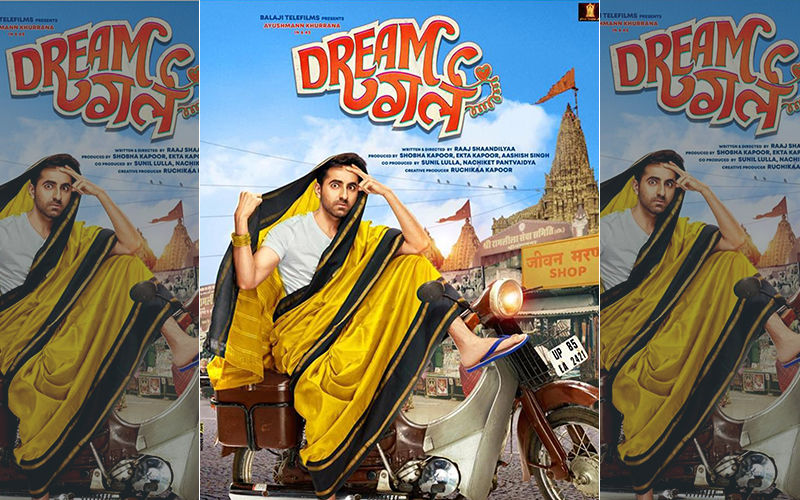 Ayushmann Khurrana Transforms Into A Dream Girl, Another Whacky Outing In The Offing?