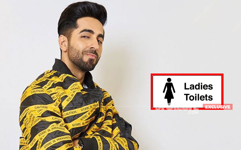 When Ayushmann Khurrana Entered A Ladies Toilet- EXCLUSIVE