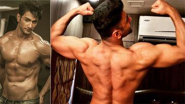 Guddan Tumse Na Ho Paega Star Nishant Singh Malkani Goes Shirtless