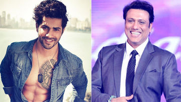 Varun Dhawan Ends War With  Govinda